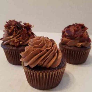 Chocolate Habanero Cupcake