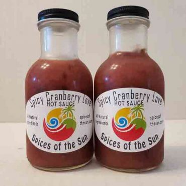 Hot Sauces 8 oz