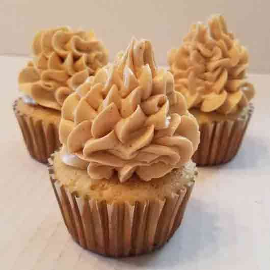 Vanilla Bean Chili Cupcake