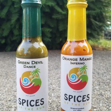 Hot Sauce 5 oz