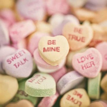 Be Mine Candies